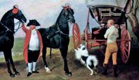 Phaeton des Prince of Wales 1793