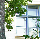 Detail der Historicumsfassade (LMU, bearb MSchmidt)