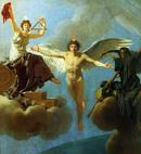Regnaults Freiheit oder Tod (1794, Hamburger Kunsthalle)