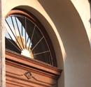 Portal des Historicums-Altbaus
