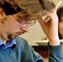 Studienberatung (Bild: Vredeseilanden/flickr, bearb MSchmidt)